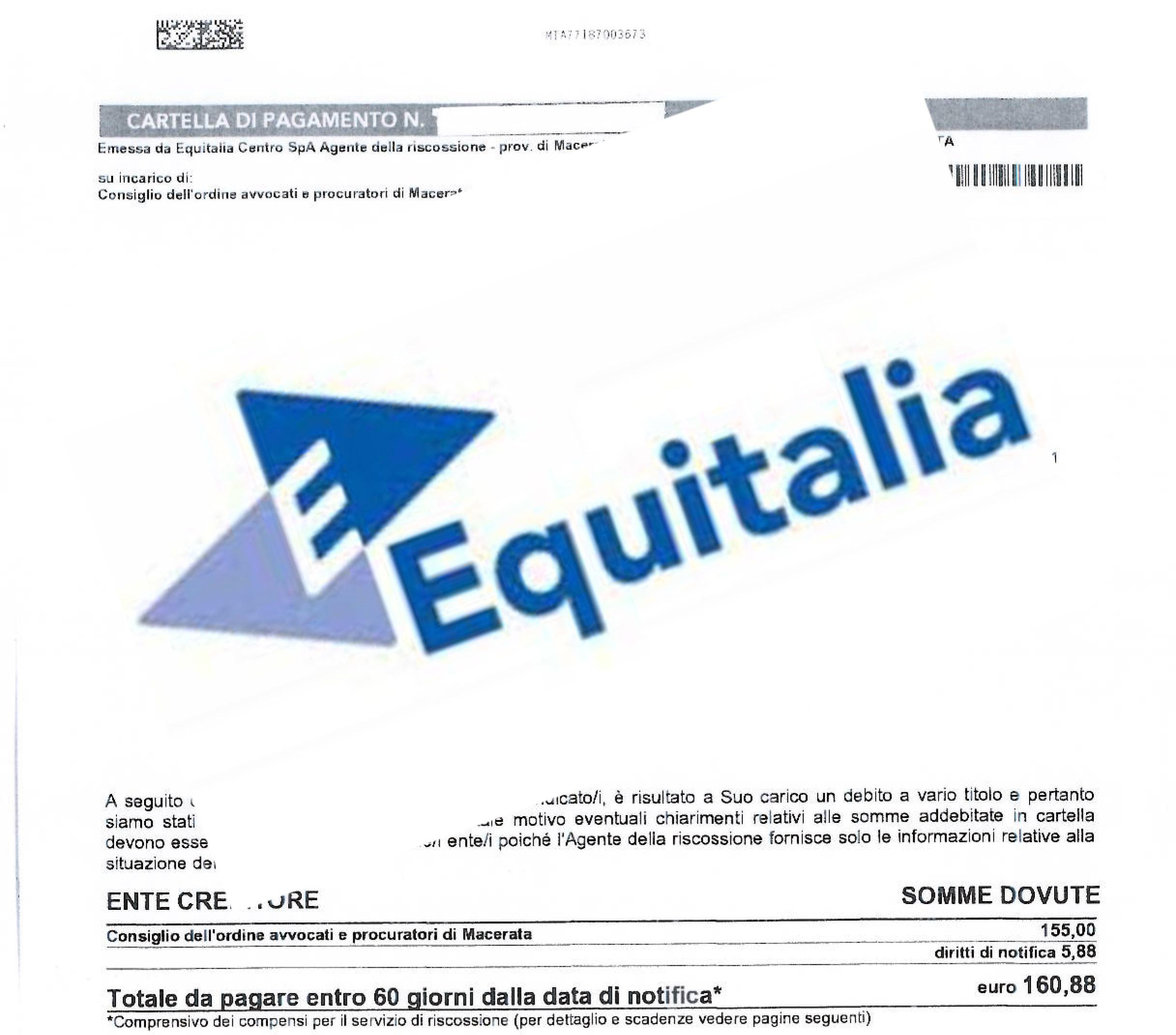 Grazie al servizio Spid di Equitalia le cartelle si possono pagare dal web